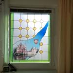 Fensterfolie als Sichtschutz und Fensterdekor